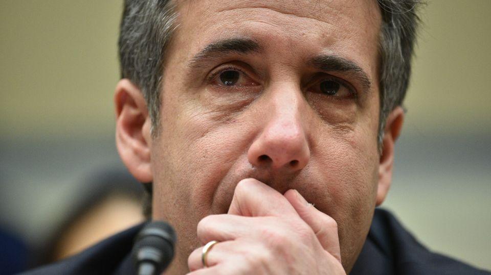 Michael Cohen berichtete von weiteren, bislang nicht öffentlich bekannten Ermittlungen der US-Justiz