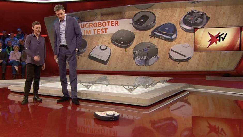 Stern Tv Saugroboter