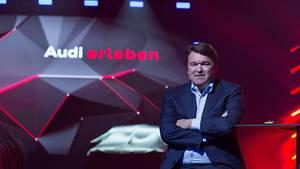 Audi CEO Bram Schot