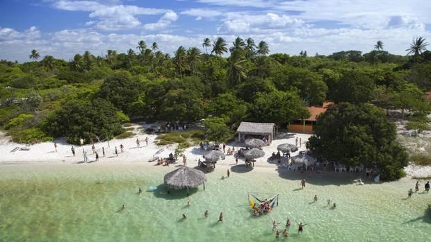 Jericoacoara ist umgeben von einem Nationalpark, das hat den Ort vor Bausünden bewahrt