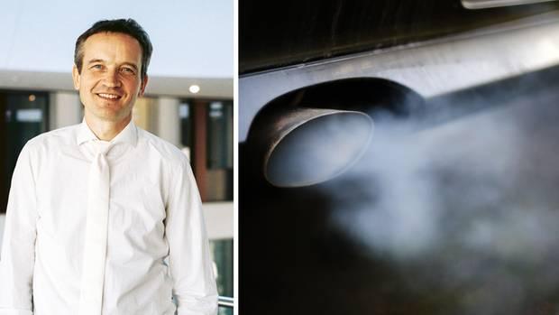 Dieselfahrverbote: Rechtsanwalt Remo Klinger im Porträt