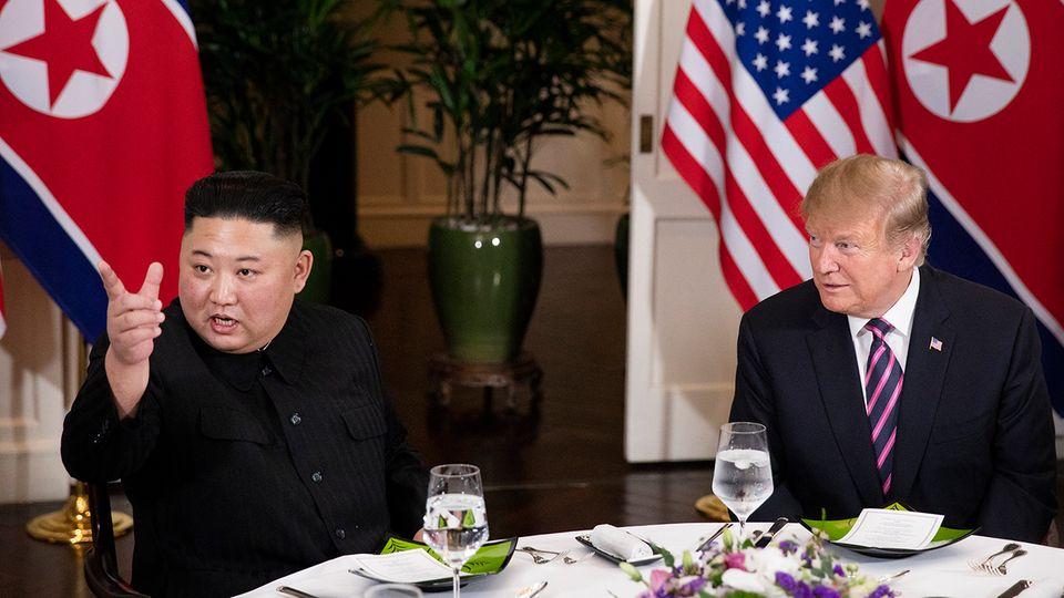 """Donald Trump """"zum Hanswurst gemacht"""": Presse zum geplatzten Gipfel"""