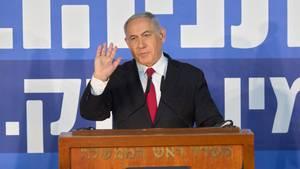 Sind seine Täge gezählt? Der israelische Ministerpräsident Benjamin Netanjahu regiert seit zehn Jahren