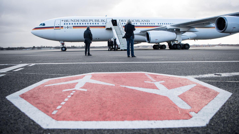 Flugbereitschaft der Bundesregierung - Running Gag und Ärgernis