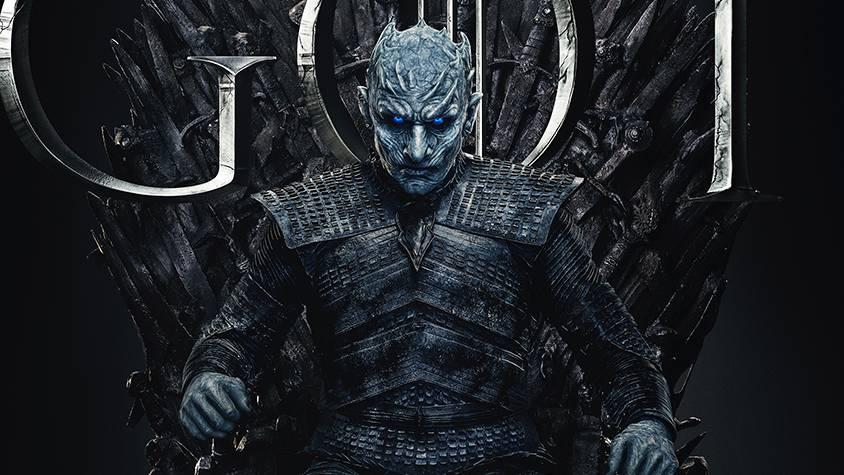 """""""Game of Thrones"""": Der Nachtkönig auf dem Thron? Was die neuen GoT-Poster über die letzte Staffel verraten"""