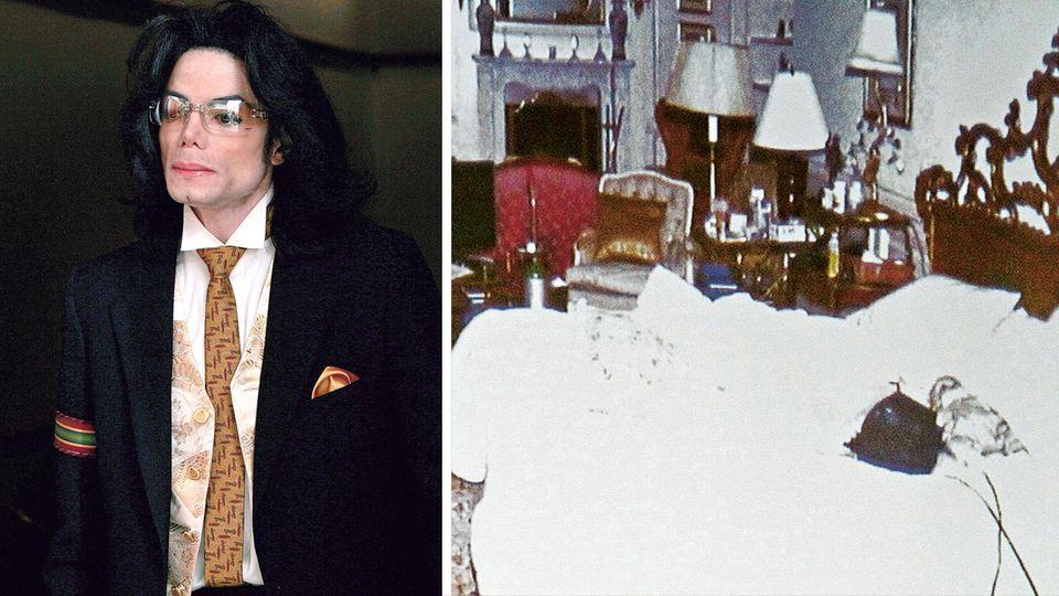 "Michael Jackson: Zwei Männer erheben Klage gegen den ""King of Pop"""
