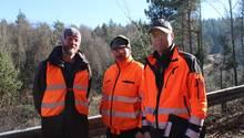 Förster bei der Bahn: Gruppenbild