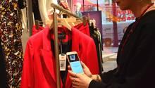 Der neue Pilot-Store von Bonprix in Hamburg: Von der Auswahl bis zu Anprobe - hier läuft Nichts ohneHandy