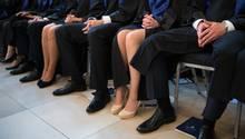 Bei der gesetzlichen Gleichstellung von Frauen und Männern ist Deutschland kein Vorreiter (Symbolbild)