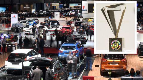 Genfer Autosalon: Car of the year 2019 - Verfolgen Sie die Preisverleihung im Livestream