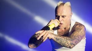"""""""The Prodigy""""-Sänger Keith Flint verstarb im Alter von 49 Jahren."""