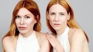 Alexandra Roehler und Johanna Kühlvon Kaviar Gauche