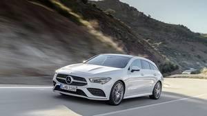 Mercedes CLA Shooting Brake - kommt im Herbst 2019