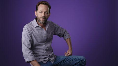 """Trauer um """"90210""""-Star: Diese süße Geschichte zeigt: Luke Perry war viel mehr als nur ein toller Schauspieler"""