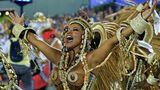 Voller Leidenschaft: An den beiden Abenden dürfen nur die besten Sambaschulen der Stadt ihr Können demonstrieren