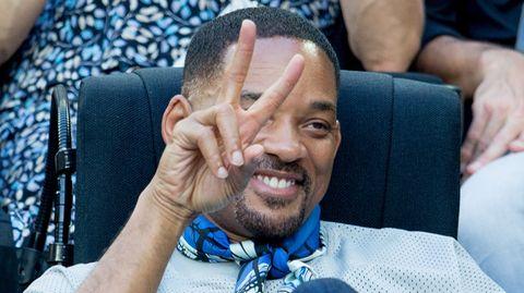 Neue Filmrolle: Will Smith ist der Vater von Venus und Serena Williams