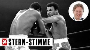 """Am 8. März 1971: Der """"Fight of the Century"""" zwischen Joe Frazier und Muhammad Ali"""