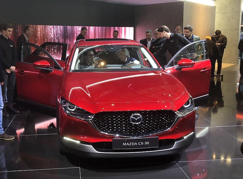 Mazda CX-30 - der neue SUV