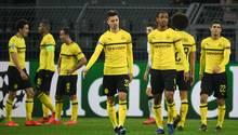 BVB unterliegt gegen Tottenham