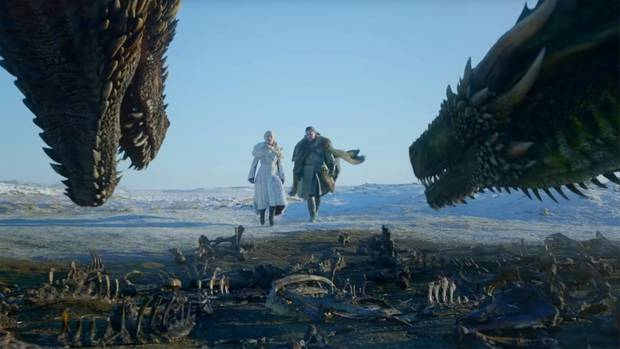 Trailer: Game of Thrones Staffel 8