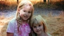 Die beiden vermissten Mädchen aus Kalifornien