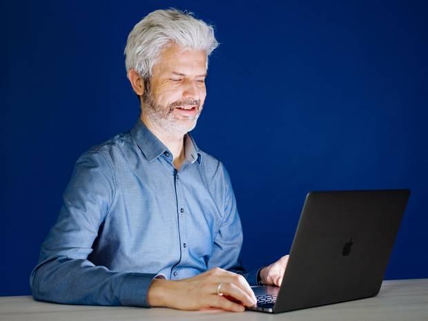 Digitale Krankenakte? Eine gute Idee, findet Mediziner Tobias Esch