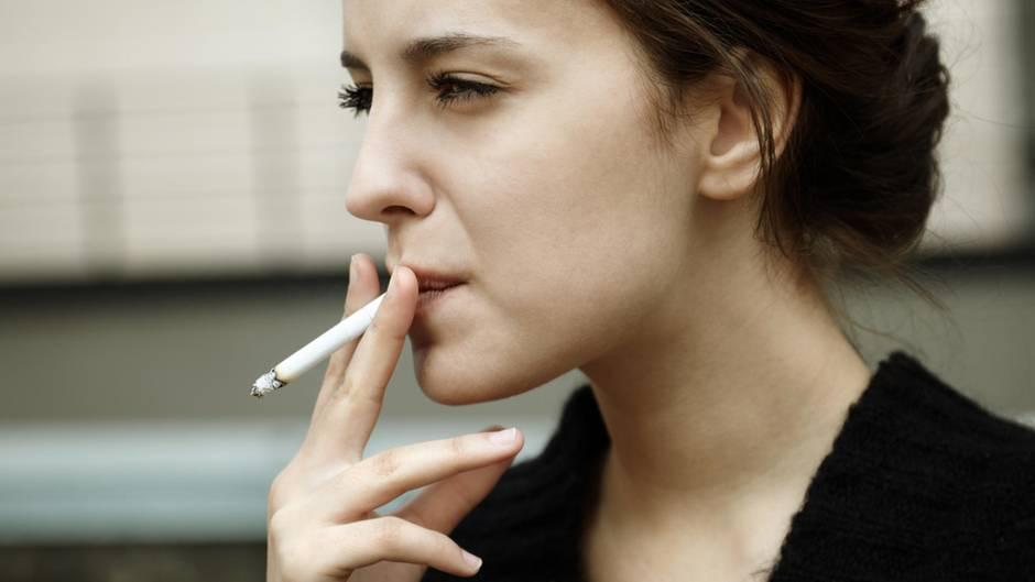 Risikofaktor für Krebs: Rauchen
