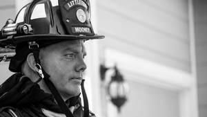 Letztes Geleit für Feuerwehrmann Cody Mooney