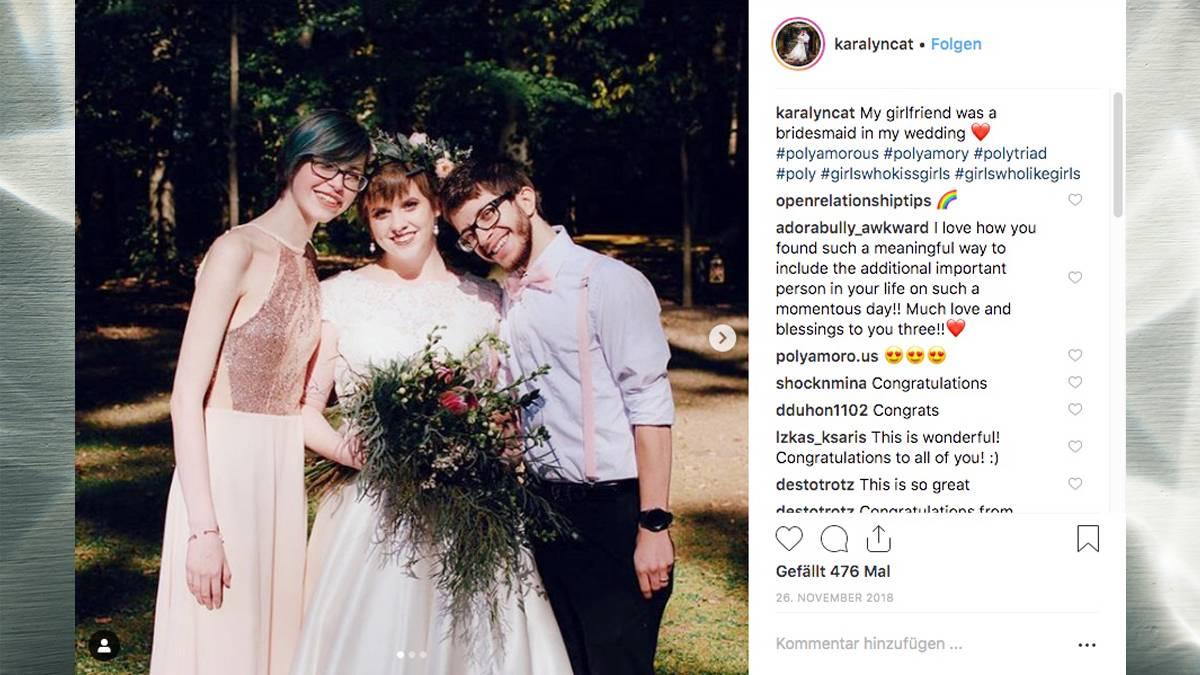 Polyamorie verheiratet und Dating-Uhr kostenlos online