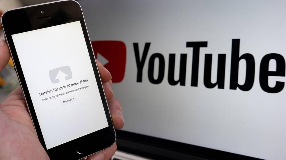 """Plattformen wie YouTube wären von sogenannten """"Upload-Filtern"""" betroffen"""