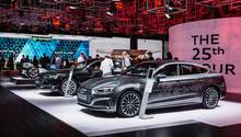 Audi auf der IAA 2017