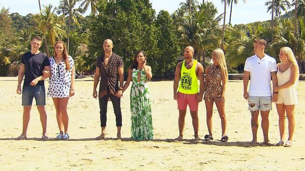 Temptation Island, Folge 1 - TV-Kritik: Wenn körperfixierte Narzissten auf Treue getestet werden