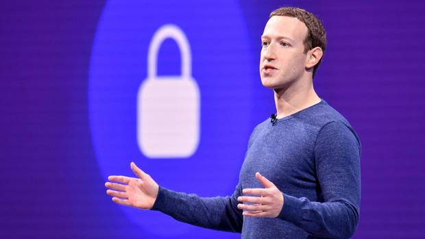 Mark Zuckerberg hat mehr Datenschutz bei Facebook versprochen