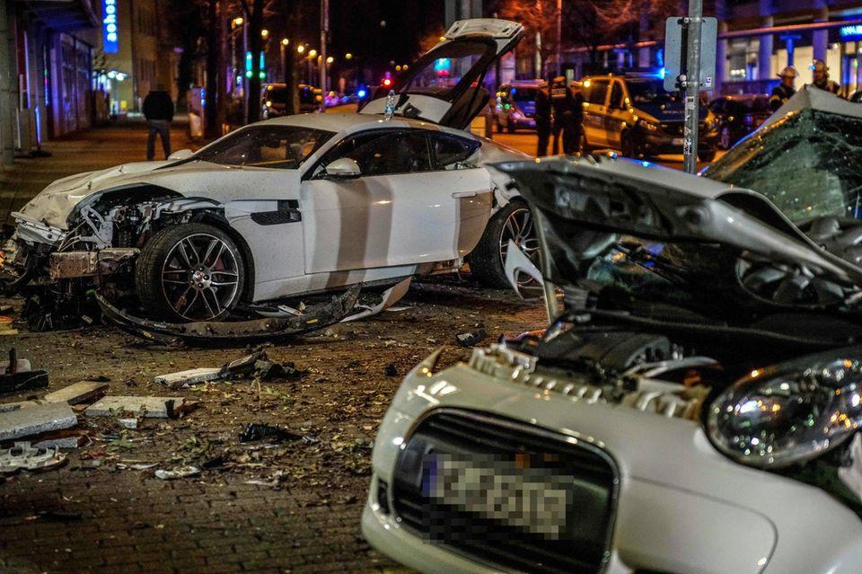 nachrichten aus deutschland tödlicher raser-unfall in stuttgart