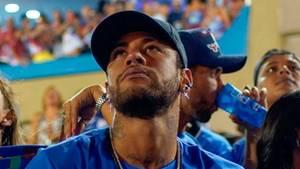 PSG ausgeschieden - Neymar pöbelt gegen Schiedsrichter