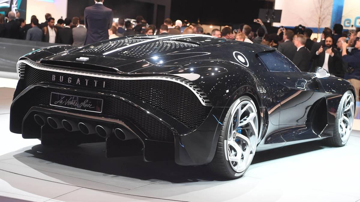 bugatti f r 16 millionen euro ist la voiture noire das. Black Bedroom Furniture Sets. Home Design Ideas