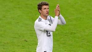 Thomas Müller wurde nach seinem Video-Posting von vielen Personen unterstützt
