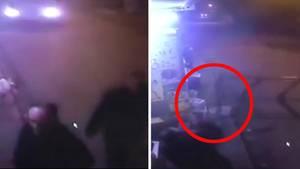 Zwischenfall Adana Schranke