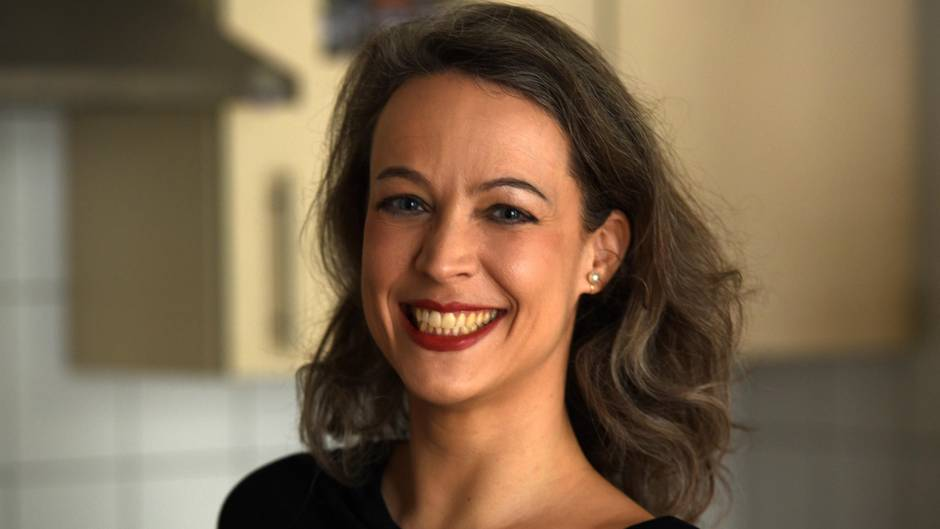 Verena Brunschweiger lächelt