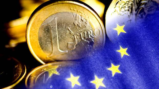 Mini-Zinsen in der Euro-Zone