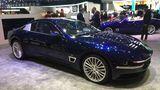 Touring Superleggera – Ein klassischer V8 aus Turin von einer kleinen, italienischen Karosserieschmiede.