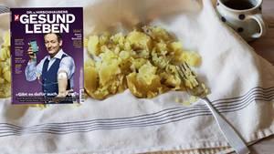 Kartoffelauflage