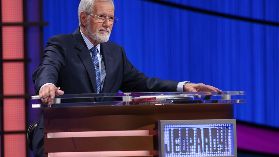 Alex Trebek: Legendärer Jeopardy Moderator an Krebs erkrankt