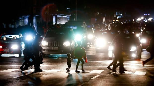 Massiver Stromausfall taucht Krisenstaat Venezuela ins Dunkel