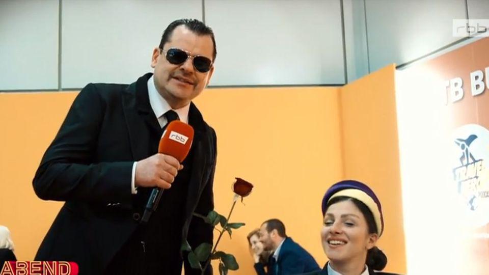 Ingo Appelt gratuliert zum Weltfrauentag