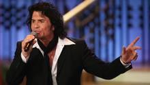 Costa Cordalis auf der Bühne