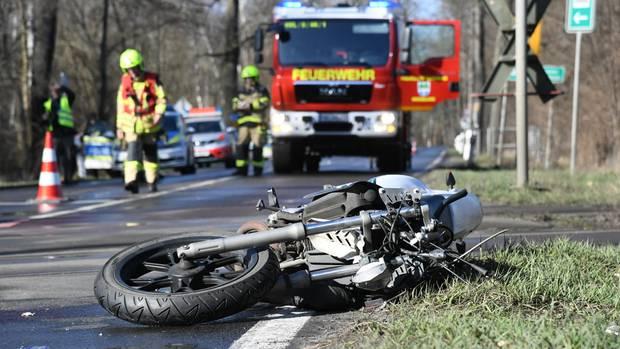nachrichten deutschland - tödlicher motorradunfall