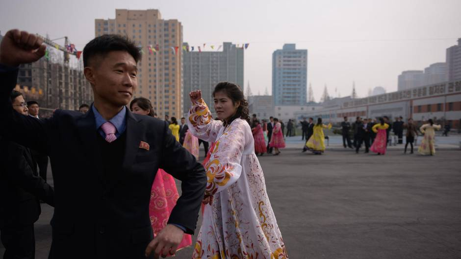 Nordkorea Parlamentswahl