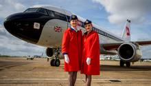 Voll im Retrotrend: Die Sonderlackierungen von British Airways