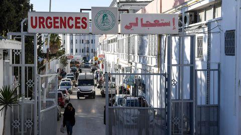 Tunesien - Krankenhaus - Säuglinge - Babys - Gesundheitsminister
